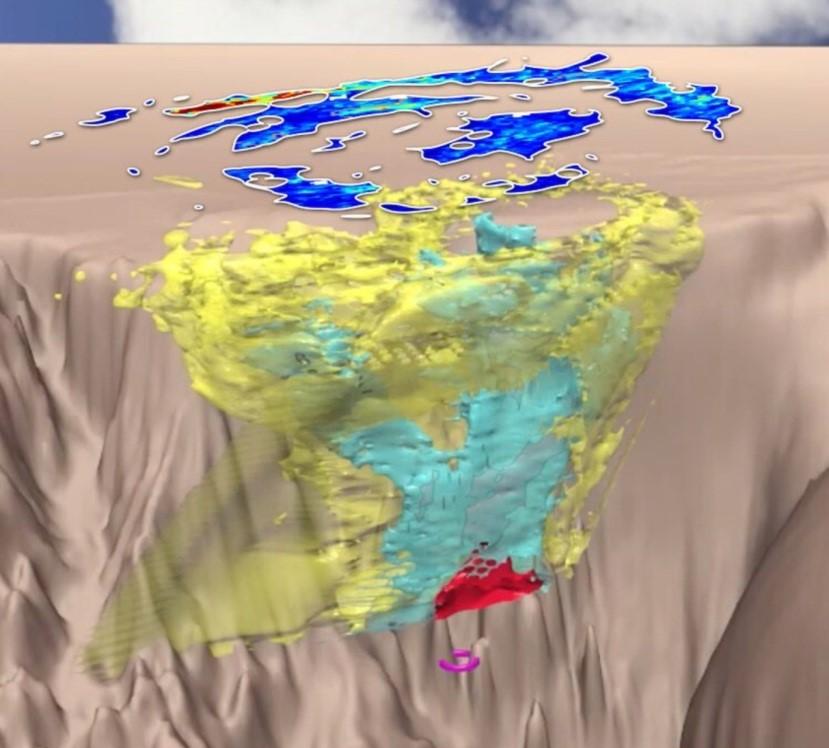 Deepwater Horizon Plume