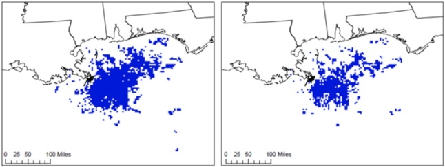Sargassum Coverage In The Northeastern Gulf Of Mexico During 2010 From Landsat And Airborne Observations: Implications For The Deepwater Horizon Oil Spill Impact Assessment