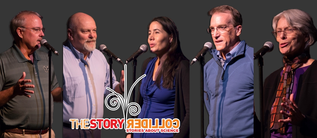 Story Collider With C-IMAGE!