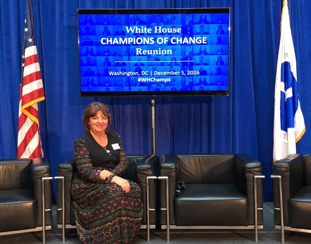 Main Named White House Champion Of Change