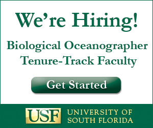 Biological Oceanographer - Tenure-Track Faculty Position