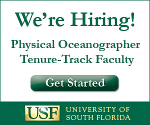 Physcial Oceanographer - Tenure-Track Faculty Position