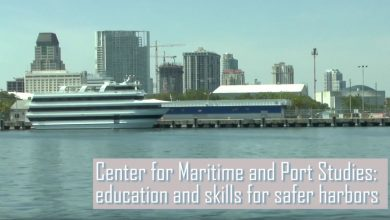 Photo of Center for Maritime and Port Studies: Education and skills for safer harbors