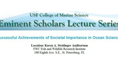 The 2018 Eminent Scholar Lecture Series
