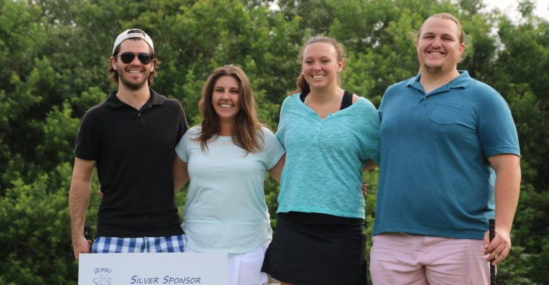 Graduate Students at the 2018 Vembu Cup and MSAC Festival Event