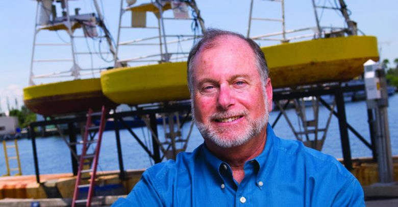 Photo of Interview with Dr. Weisberg, Ocean Circulation and Ecology – Part I