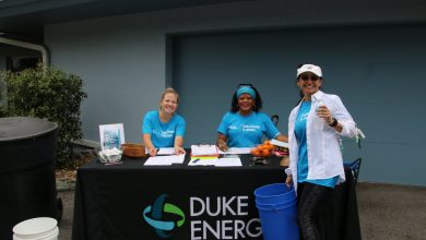 Photo of OCG Reunion & Clam Bayou Cleanup: Hosted by Duke Energy