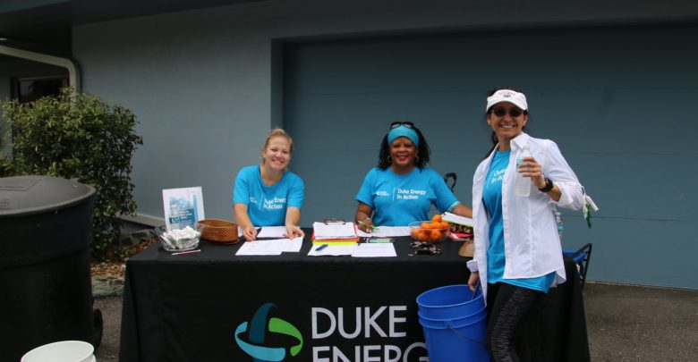Oceanography Camp for Girls Reunion & Clam Bayou Cleanup