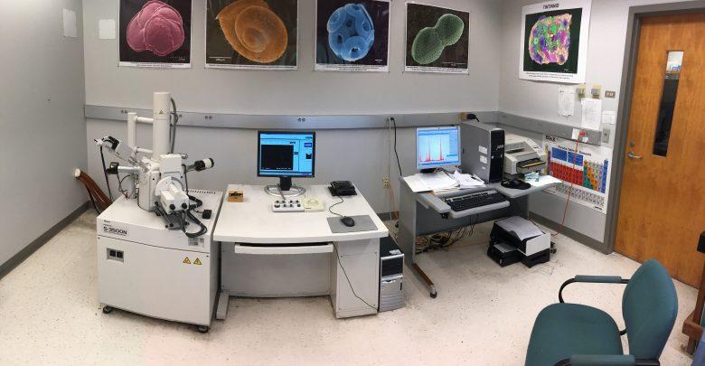 Electron Microscopy Laboratory - USF College of Marine Science