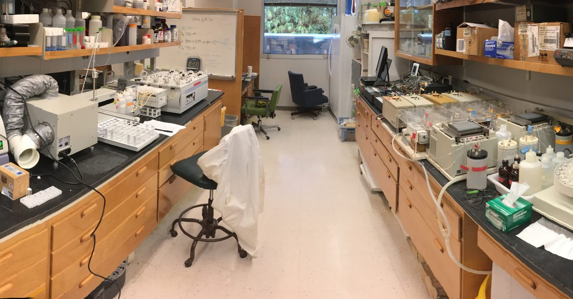 Oceanic Nutrient Laboratory - USF College of Marine Science