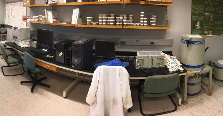 Radiochemistry Laboratory - USF College of Marine Science