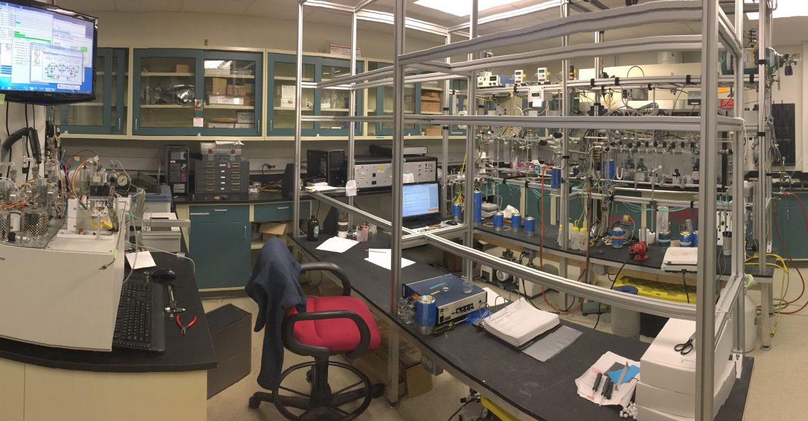 Stable Isotope Mass Spectrometry Facility - USF College of Marine Science