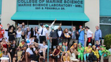 USF Marine Science Advisory Committee - MSAC