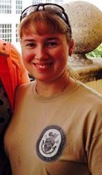 Graduate Student - Amanda Paiz