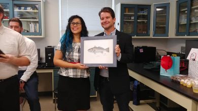 Photo of Congratulations to Dr. Ileana Freytes-Ortiz