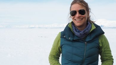 Photo of Assistant professor to co-chair next week's Ocean Sciences Meeting in Portland