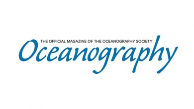 Kate Dubickas and Alexander Ilich were featured in the Oceanography Magazine