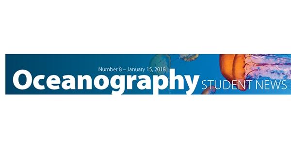 The Oceanography Society Newsletter