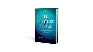 The Shipwreck Hunter; A Lifetime of Extraordinary Discoveries on the Ocean Floor
