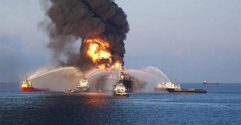2010 BP Deep Horizon oil spill