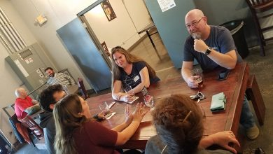 Photo of Tampa Bay Marine Science Networking Happy Hour Event – July 2018