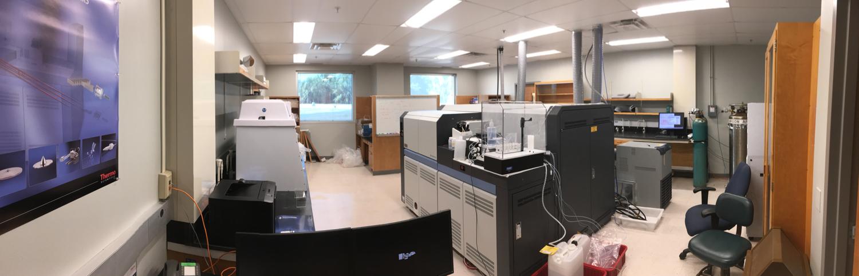 Tampa Bay Plasma Facility - USF College of Marine Science