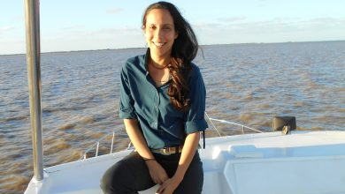 Photo of GRIIDC Hires USFCMS Alumna Inia Soto Ramos to Specialize in Ocean Satellite Data