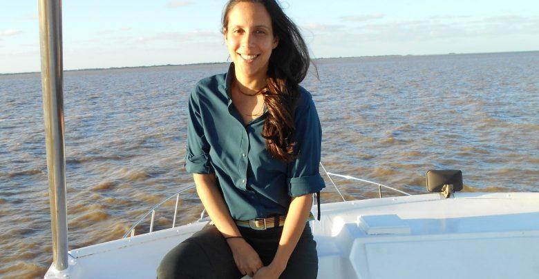 USFCMS alumna Inia Soto Ramos