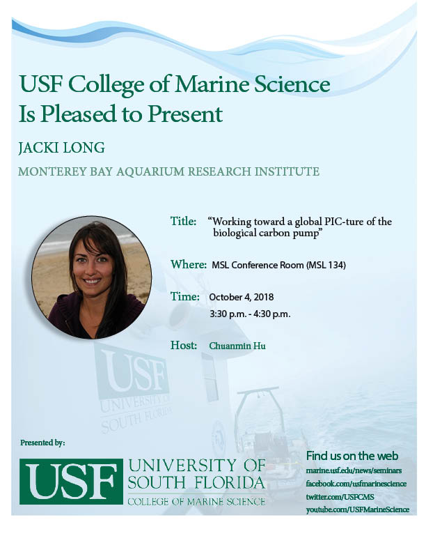 Jacki Long - Monterey Bay Aquarium Research Institute