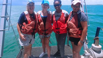 Photo of Oceanography Camp for Girls Unveils New Website