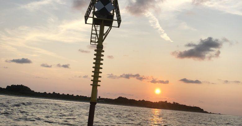 Photo of USF- Led Team Deploys Tsunami Buoy Test in Tampa Bay