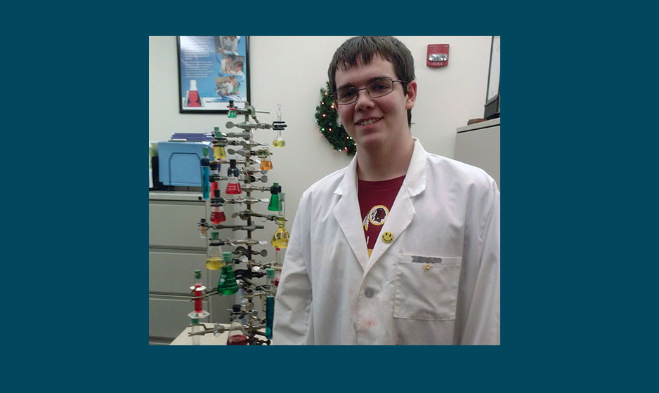 Graduate Student - Alexander K. Nickerson