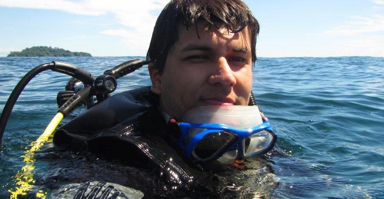 Graduate Student - Luis D. Lizcano Sandoval