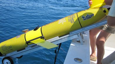 Robotic Glider Investigates Source of Red Tide