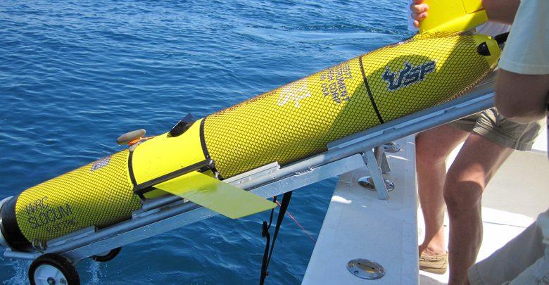 Robotic Glider Investigates Source of Red Tide