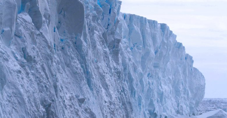 Photo of Amelia Shevenell awarded NSF Grant to study past ocean-ice sheet interactions in East Antarctica