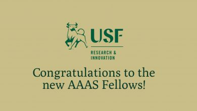 Eight USF Faculty Members Named New AAAS Fellows