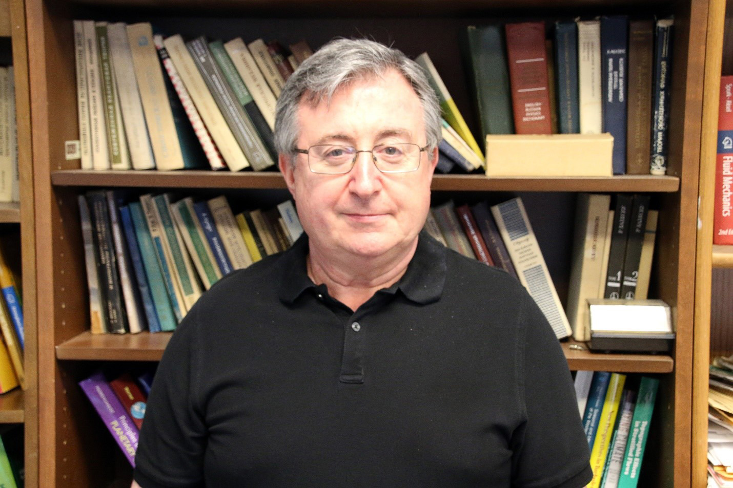 Boris Galperin, Associate Professor, USF College of Marine Science
