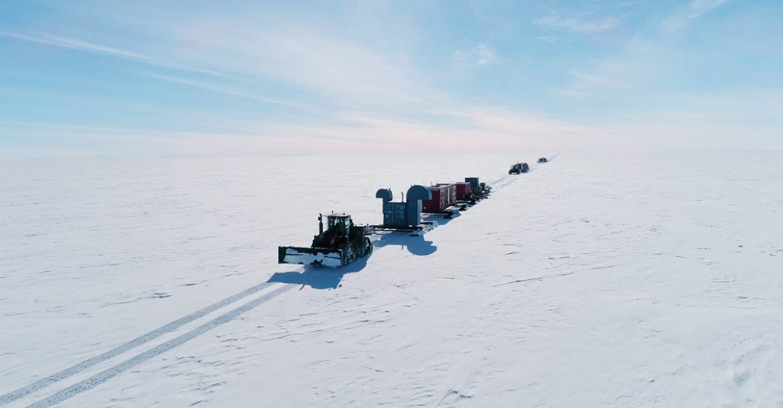 Photo Credit: Subglacial Antarctic Lakes Scientific Access (SALSA)
