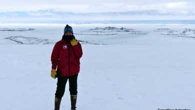 Photo of USFCMS Doctoral Student To Travel To Antarctica