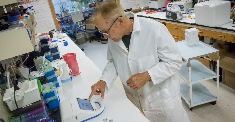 Pure Molecular's John Paul, Photo Credit: Sandra C. Roa, USF Communications and Marketing