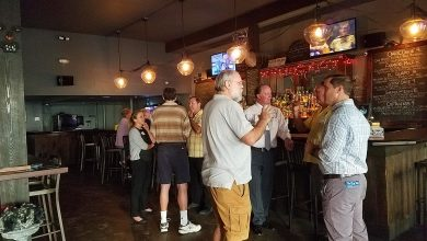 Photo of Tampa Bay Marine Science Networking Happy Hour Event – Jan. 2019