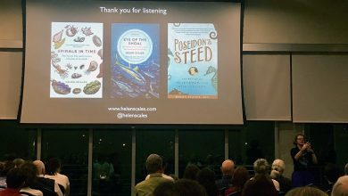 Photo of Stories of the Sea: Scientist-Author-Educator Speaks at USF St Petersburg