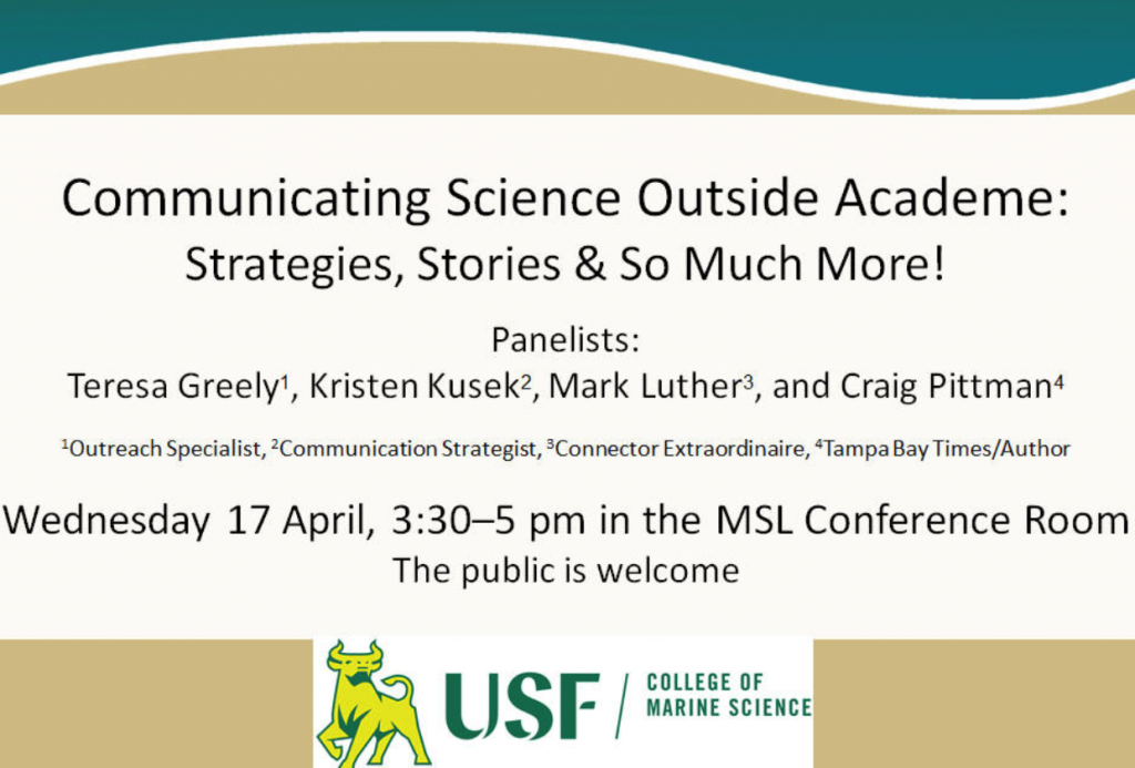 Communicating Science Event