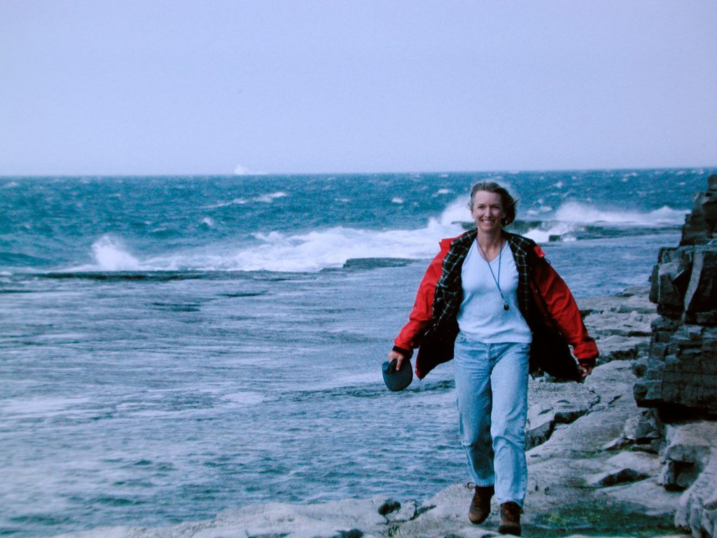 Jackie Dixon in the NFLD Coast