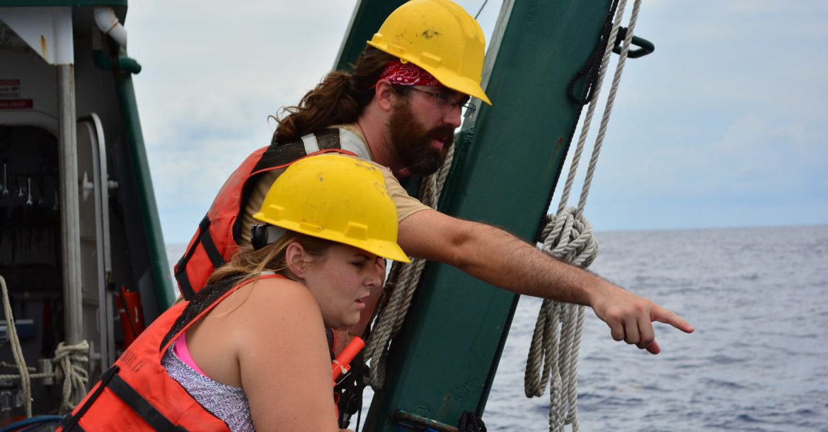 MS Degree Requirements - USF College of Marine Science