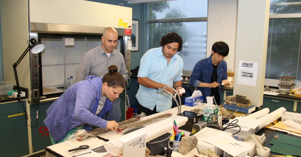 PhD Degree Requirements - Geological Oceanography