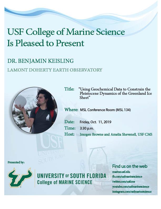 Dr. Benjamin Keisling