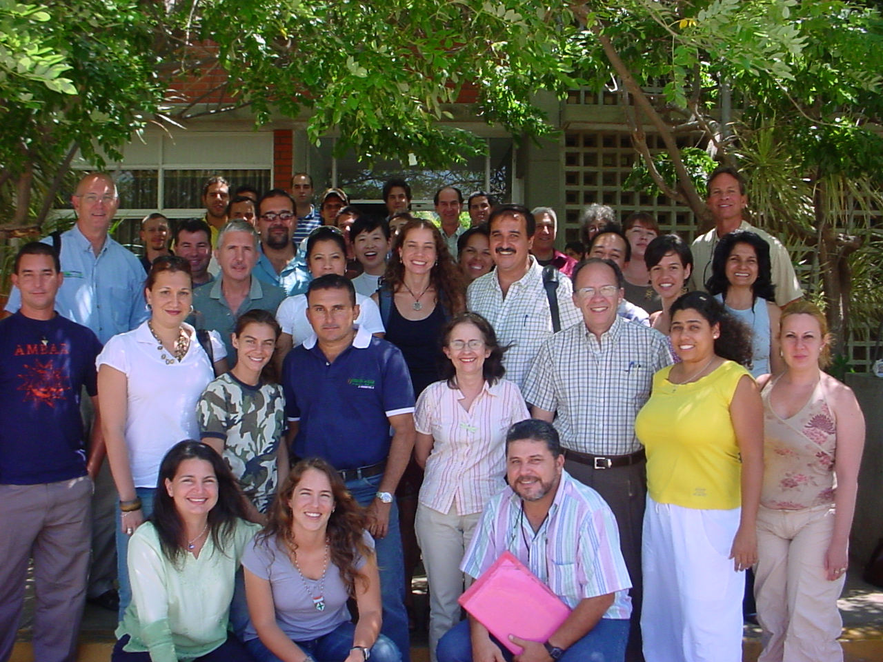 Annual CARIACO team meetings were held in Margarita Island, Venezuela throughout the program, which allowed scientists from the U.S. and Venezuela to share results.