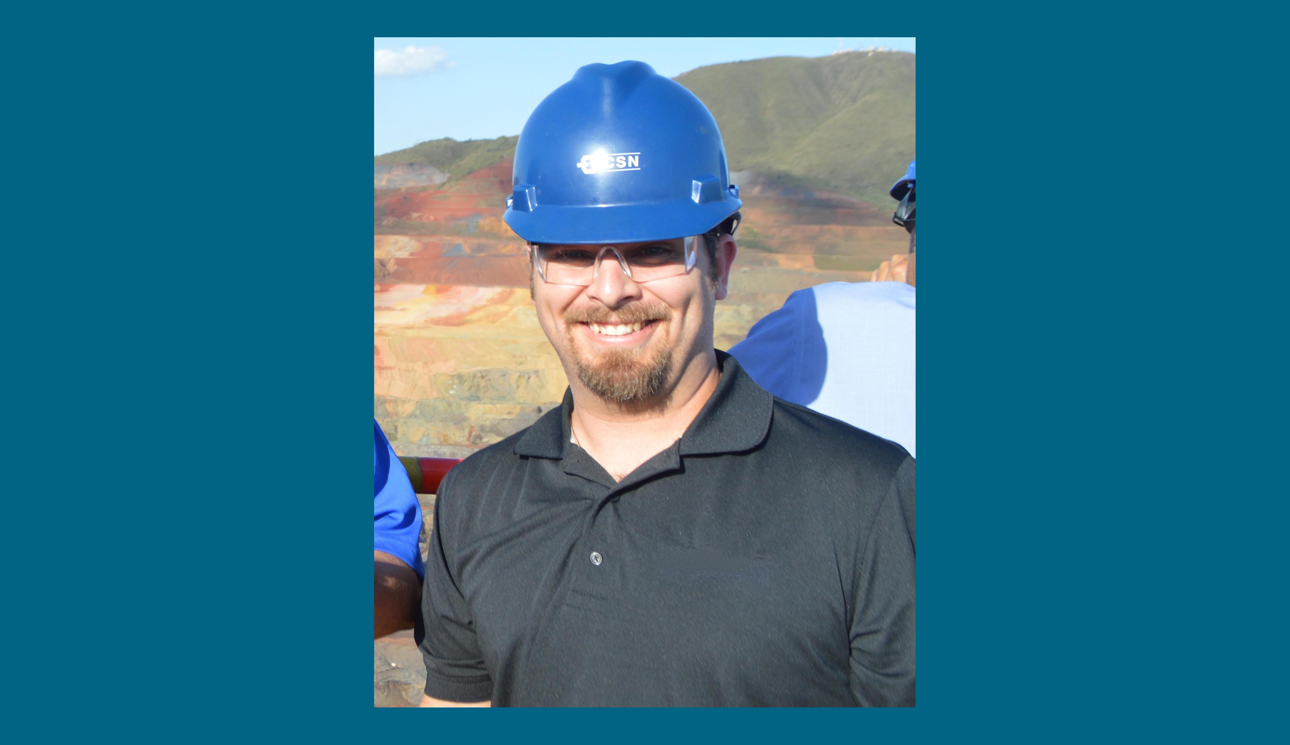 Mark Mussett - USF CMS graduate student